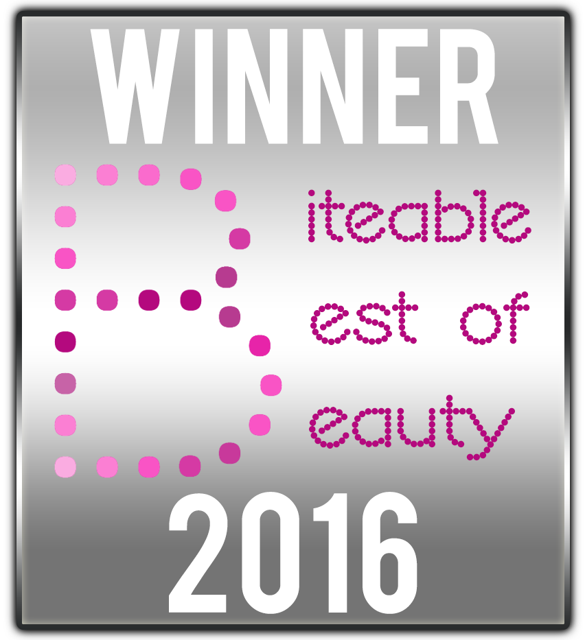 Biteable Beauty Winner's Award