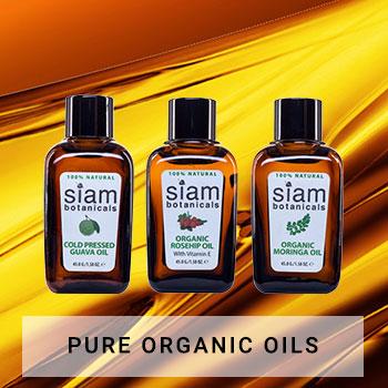 Pure Organic Oils